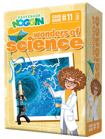 Professor Noggin's #11 Wonders of Science