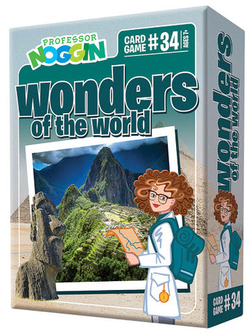 Professor Noggin's #34 Wonders of the World