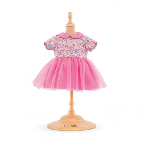 Corolle Dress - Pink Sweet Dreams for 12-inch Baby Doll