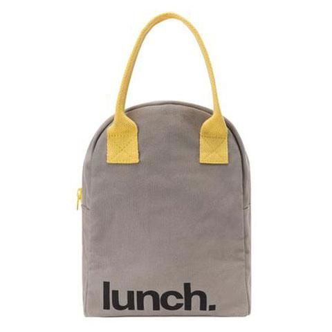 Fluf Zipper Lunch Bags Assorted Styles