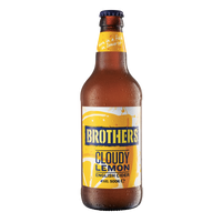 Brothers Cloudy Lemon English Cider