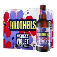 Brothers Parma Violet English Cider