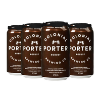 Colonial Australian Porter with Chocolate & Oatmeal