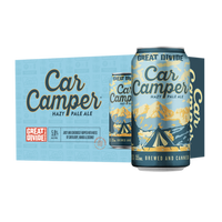 Great Divide Car Camper Hazy Pale Ale