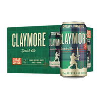 Great Divide Claymore Scottish-style Scotch Ale