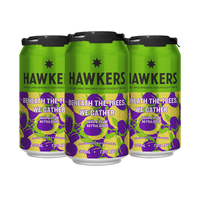 Hawkers 'Beneath the Trees, We Gather' Yuzu & Plum Sour Ale