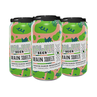 Kaiju! Mutation Series: Main Squeeze Passion Guava Fruit Bomb Session Ale
