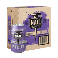 Nail British-style Oatmeal Stout (Most Awarded Stout in Australia)