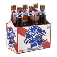 Pabst Blue Ribbon American Lager