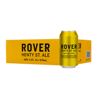 Hawkers Rover Henty St. Session Pale Ale