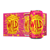 Sierra Nevada Wild Little Thing Slightly Sour Ale with Guava, Hibiscus & Strawberry