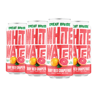 Whitewater Ruby Red Grapefruit Craft Hard Seltzer