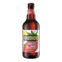 Brothers Strawberry & Lime English Cider