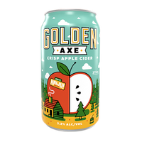 Kaiju! Golden Axe Australian Crisp Apple Cider