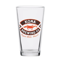 Kona Pint Glass
