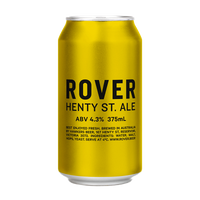 Rover Henty St. Session Pale Ale