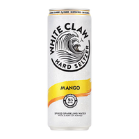 White Claw Mango Hard Seltzer