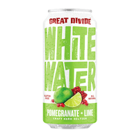 Whitewater Pomegranate Lime Craft Hard Seltzer