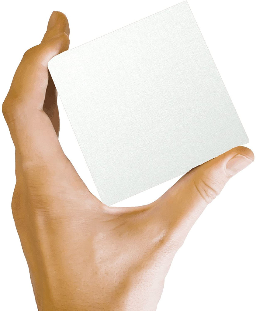 "150 Bright White Smooth 80# Card Paper Sheets - 4"" X 6"" (4X6 Inches) Photo