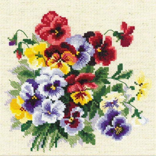 RIOLIS Counted Cross Stitch Kit 7.75