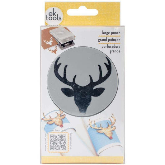EK Large Punch Deer Head, 2
