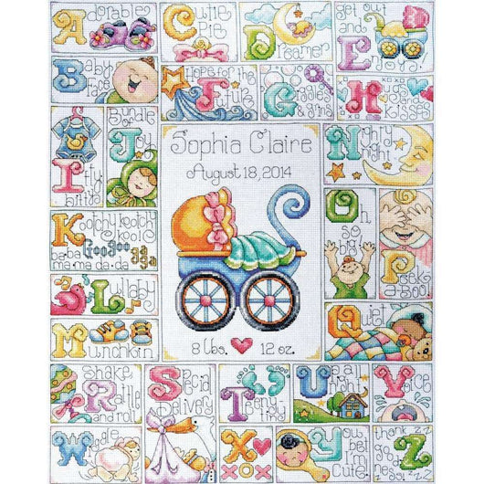 Design Works Counted Cross Stitch Kit 16