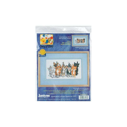 Janlynn/Suzy's Zoo Counted Cross Stitch Kit 14