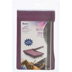Reduced to clear----Darice Mini Paper Trimmer 4