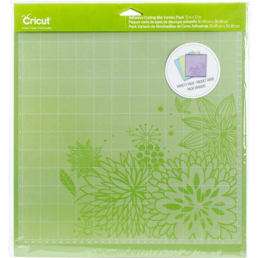 Cricut Adhesive Back Cutting Mats 12