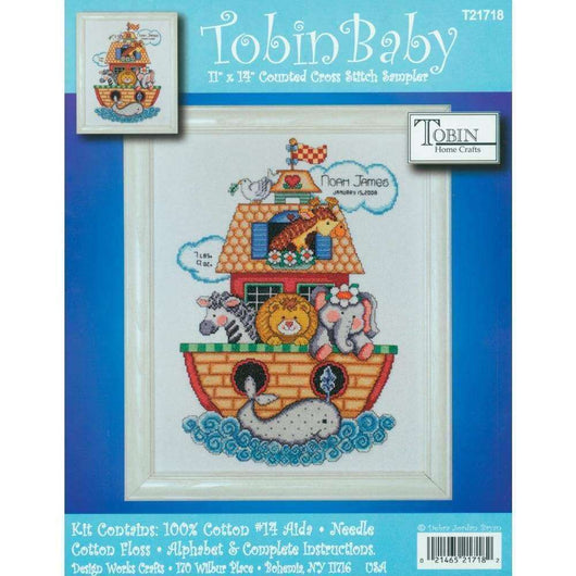 Design Works Counted Cross Stitch Kit 11