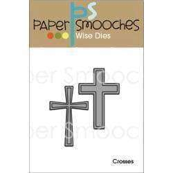 Paper Smooches Dies Crosses - A Plus Craft
