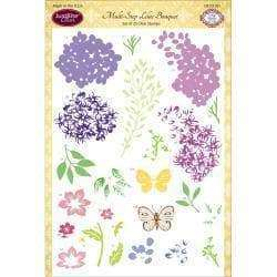 JustRite Papercraft Clear Stamps 6