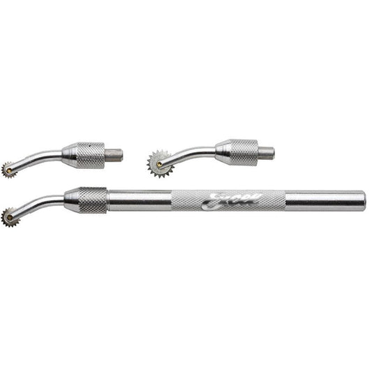 Excel Pounce Wheel Tool 3-Piece Set 1/4