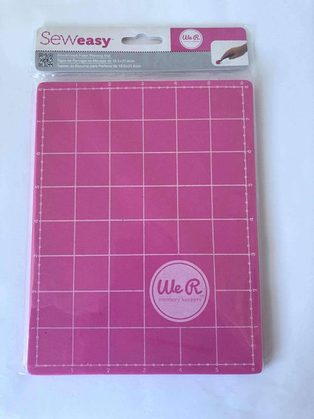 We R Memory Keepers Sew Easy 6.5 x 8.5 in Foam Piercing Mat
