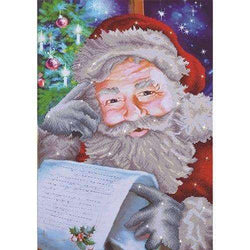 Diamond Dotz Art Kit - Santa's Wish List
