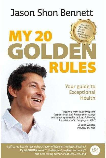 My 20 Golden Rules: Your Guide to Exceptional Health - A Plus Craft