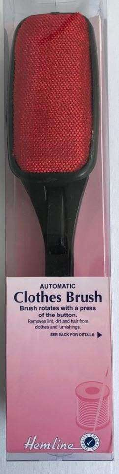 Hemline Automatic Lint Clothes Brush - A Plus Craft