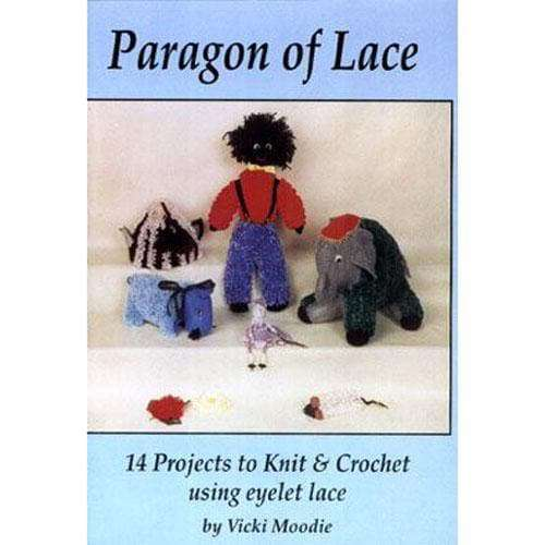 Paragon Of Lace: 14 Projects to Knit & Crochet using Eyelet lace - A Plus Craft