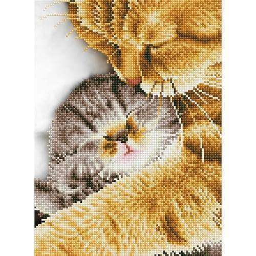 Diamond Dotz – Intermediate Kit – Tender Moments - A Plus Craft