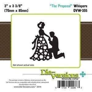 Die-Versions - Whispers - The Proposal - A Plus Craft