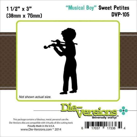 Die-Versions - Die - Musical Boy - A Plus Craft