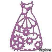 Crafty Ann - Dies - Dress 3 (Steampunk) - A Plus Craft