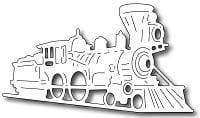 Frantic Stamper Precision Die - Steam Train - A Plus Craft