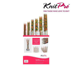 KNITPRO SYMFONIE 20 CM DOUBLE POINTED NEEDLE SET - A Plus Craft