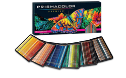 Prismacolor Premier Colored Pencils, Soft Core, 150 Pack - A Plus Craft