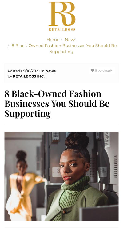 8 Black-Owned Fashion Businesses You Should Be Supporting