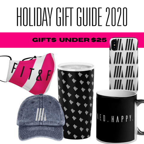 Fit and Female Activewear Fitness Gifts Under $25