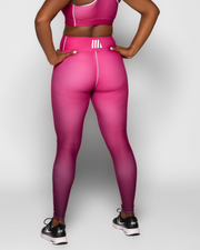 Active Ombre High Waist Leggings