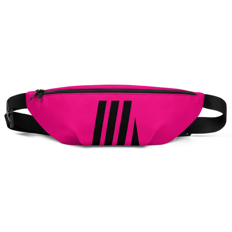 Active Pink On the Go Fanny Pack