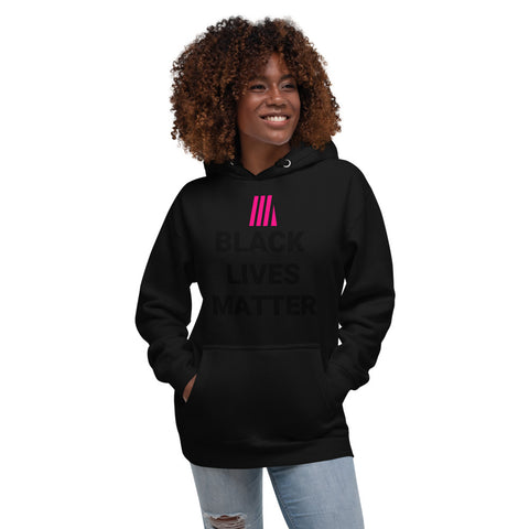 Its A Movement Black Lives Matter Hoodie